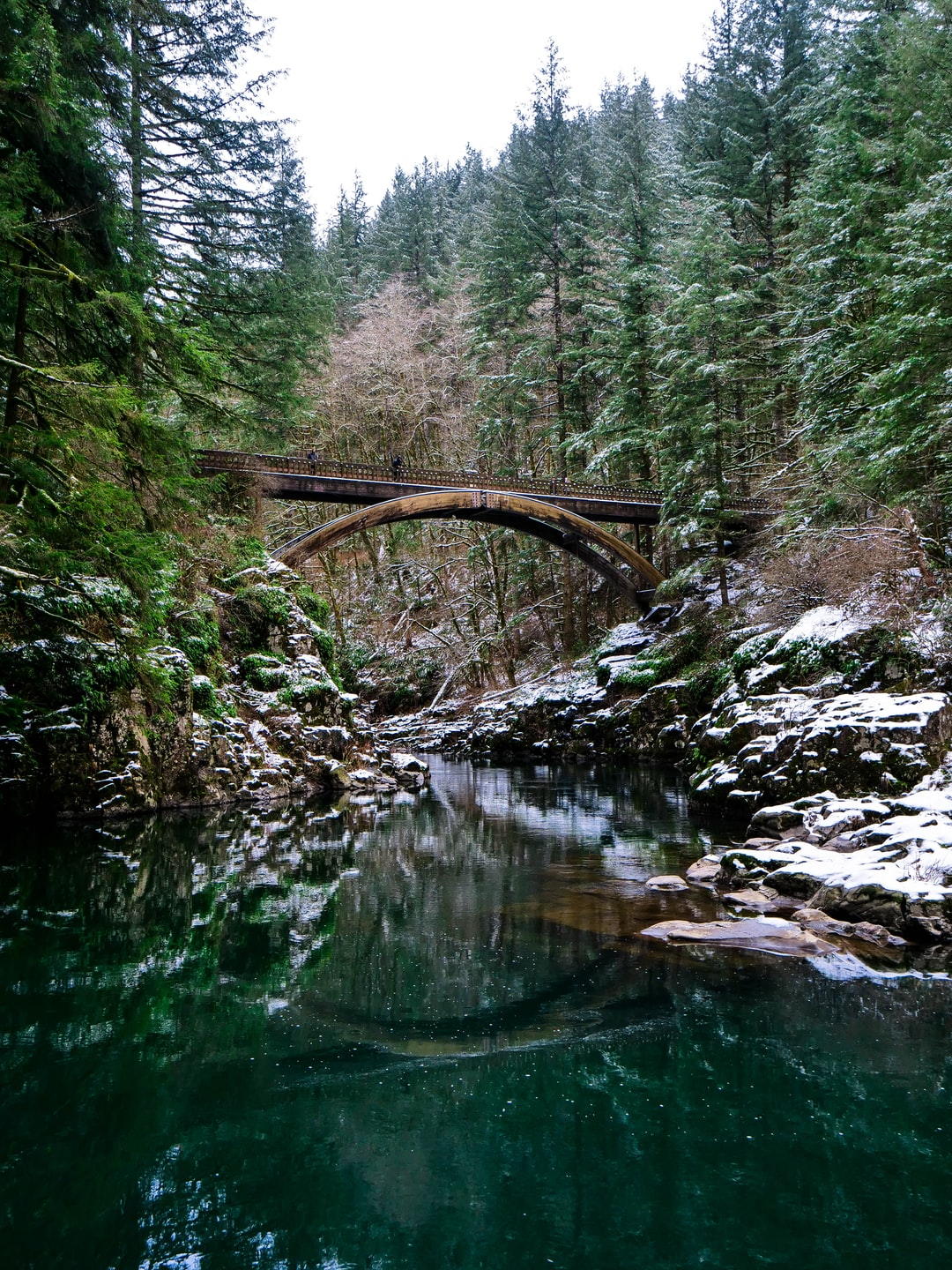 Winter in the PNW