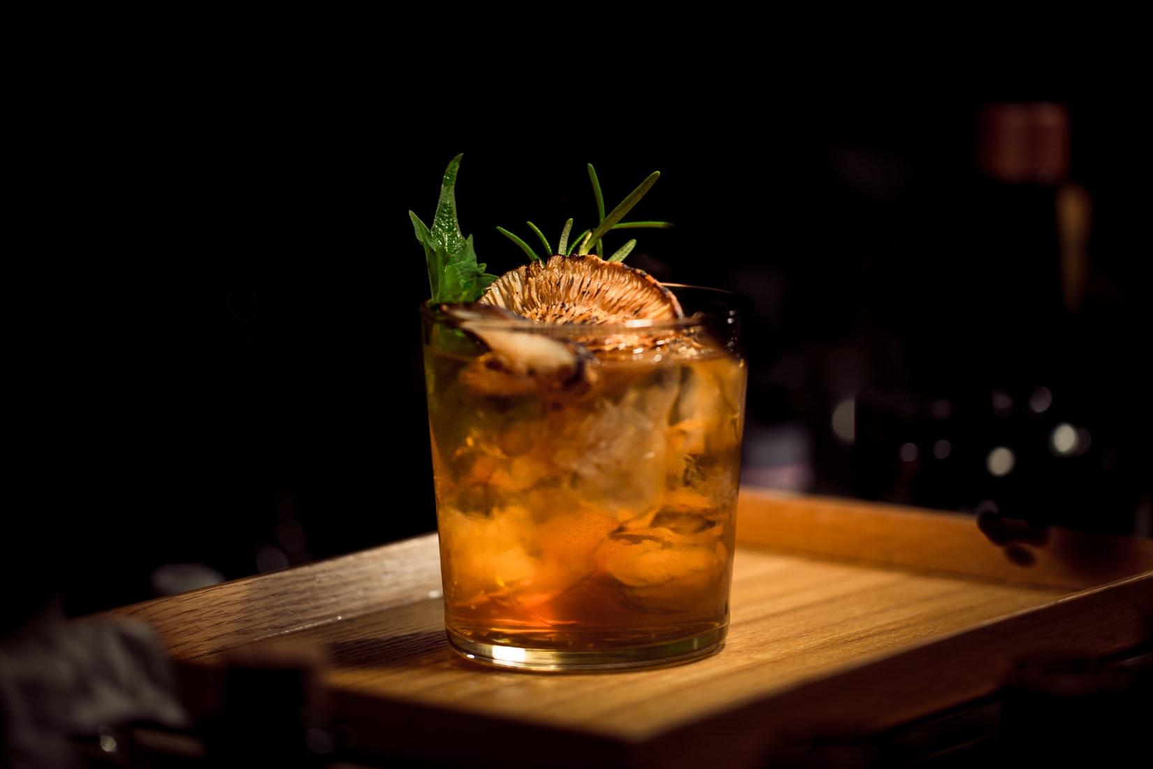 Gallery Image 1 - Mushroom cocktail