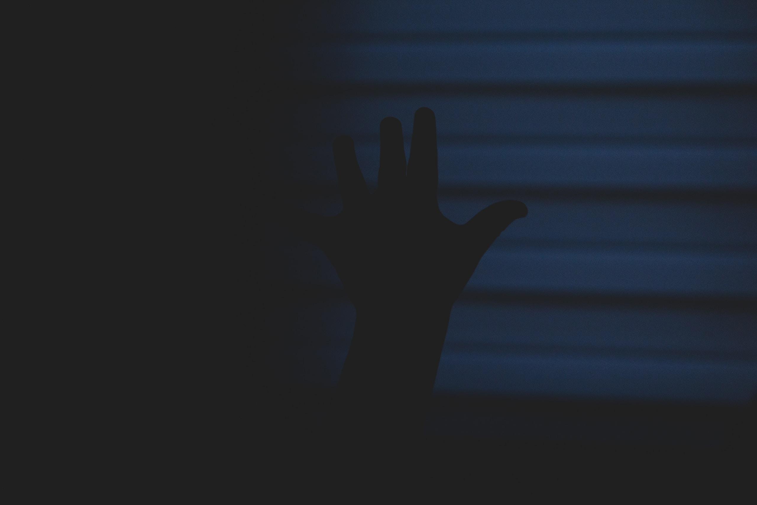 Hand - Low Light
