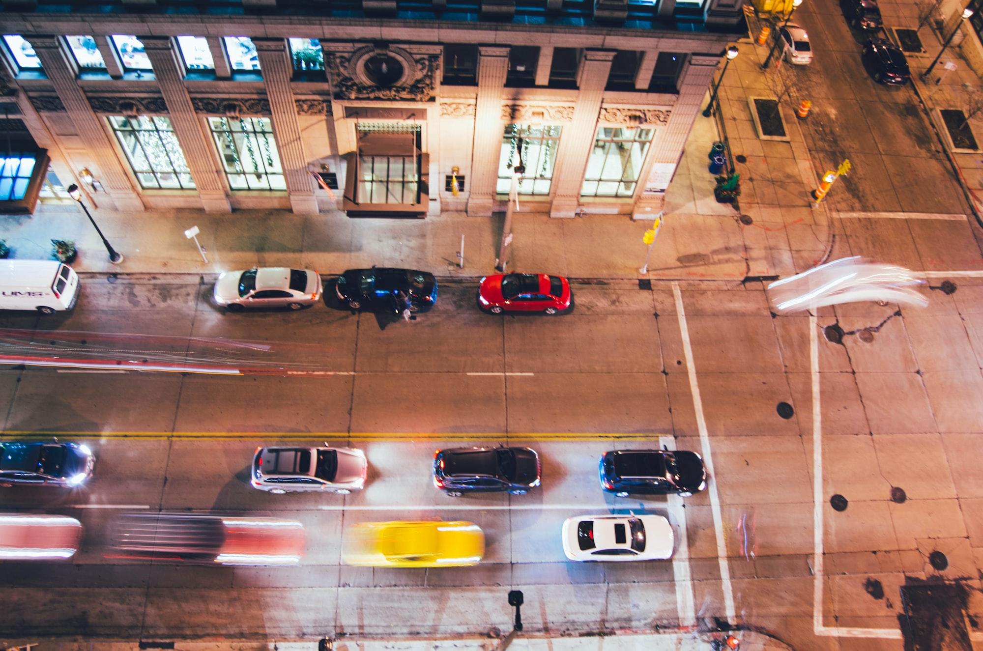 Mercado de taxis-drones: ¡listos para despegar!