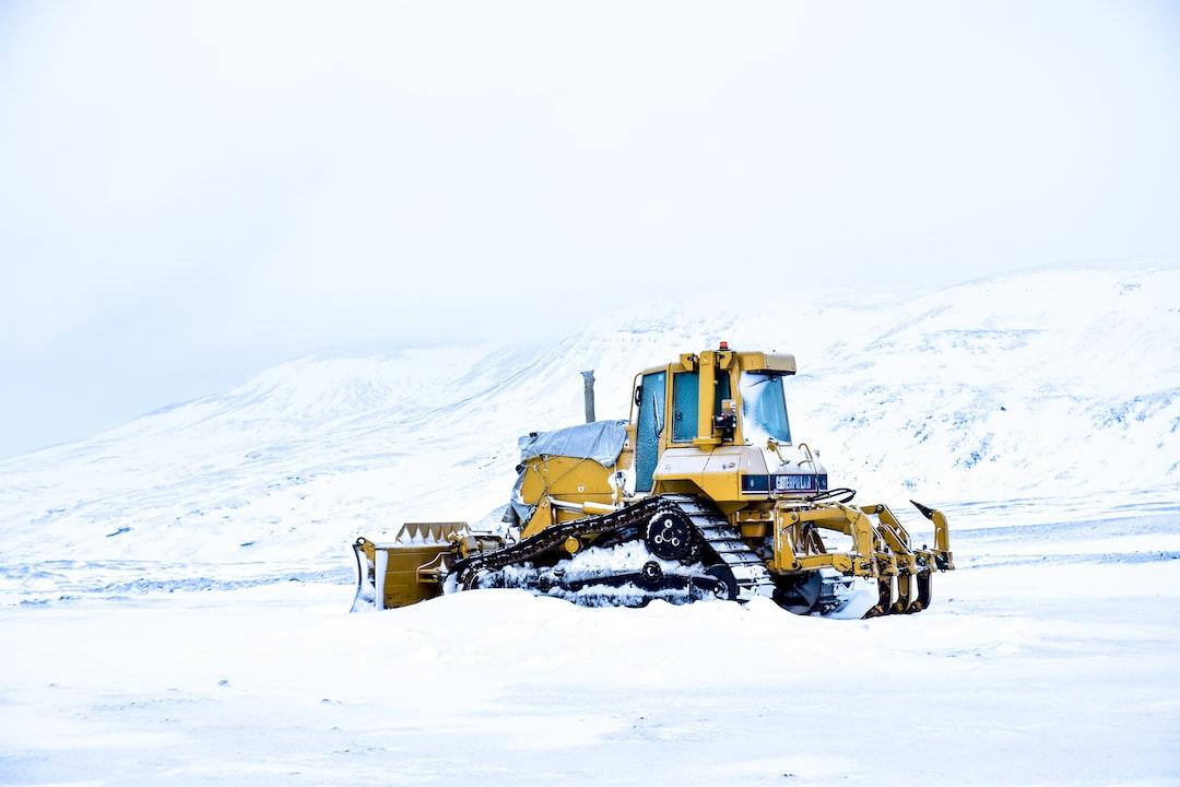 icy machine