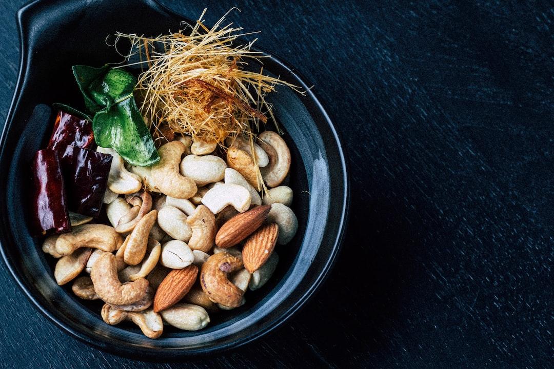 mixnuts appetizer