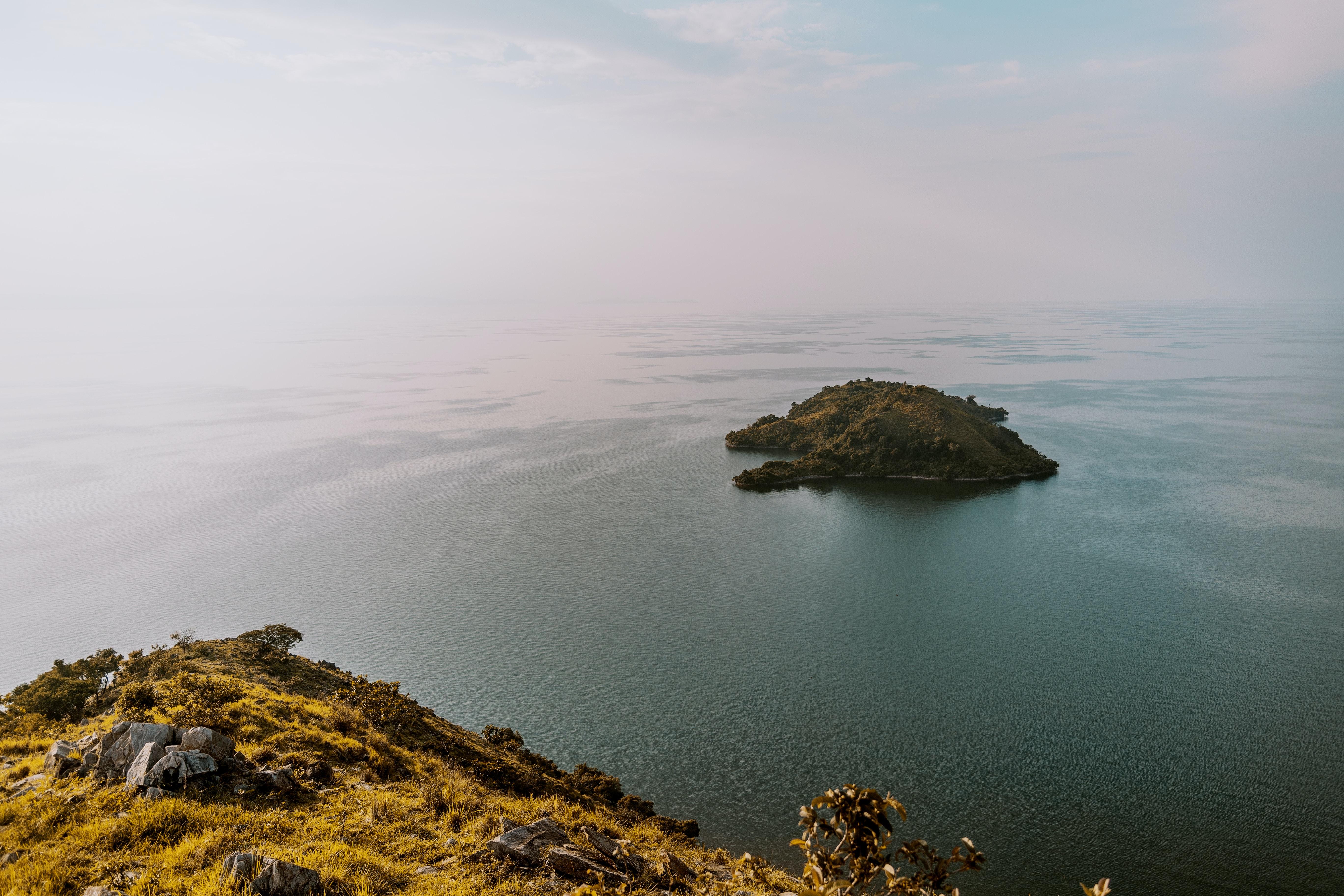 photo of brown island