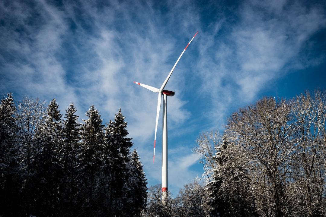 Windmills are beautiful