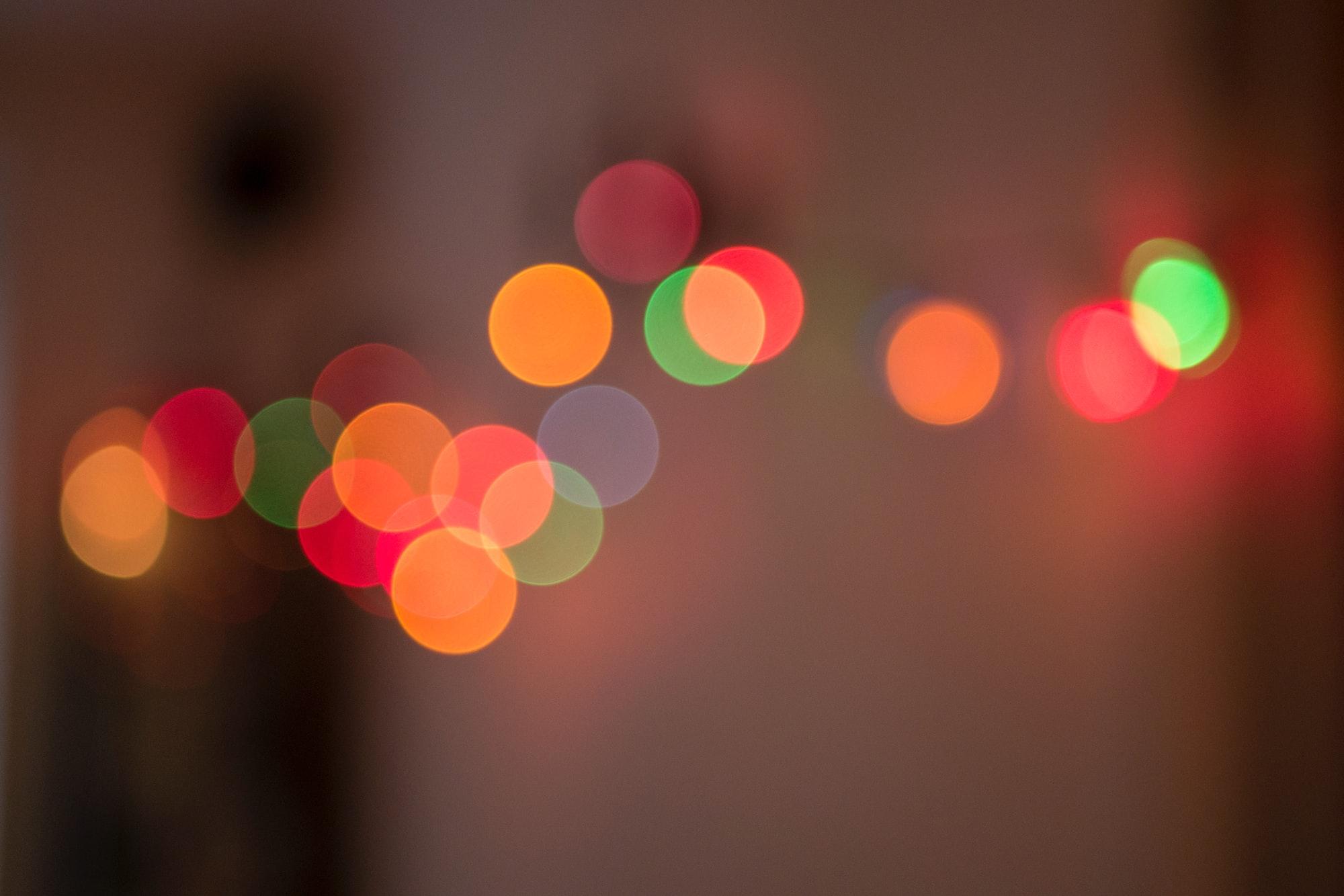 Row of Dots