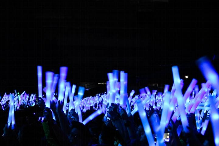They All Had Glow Sticks