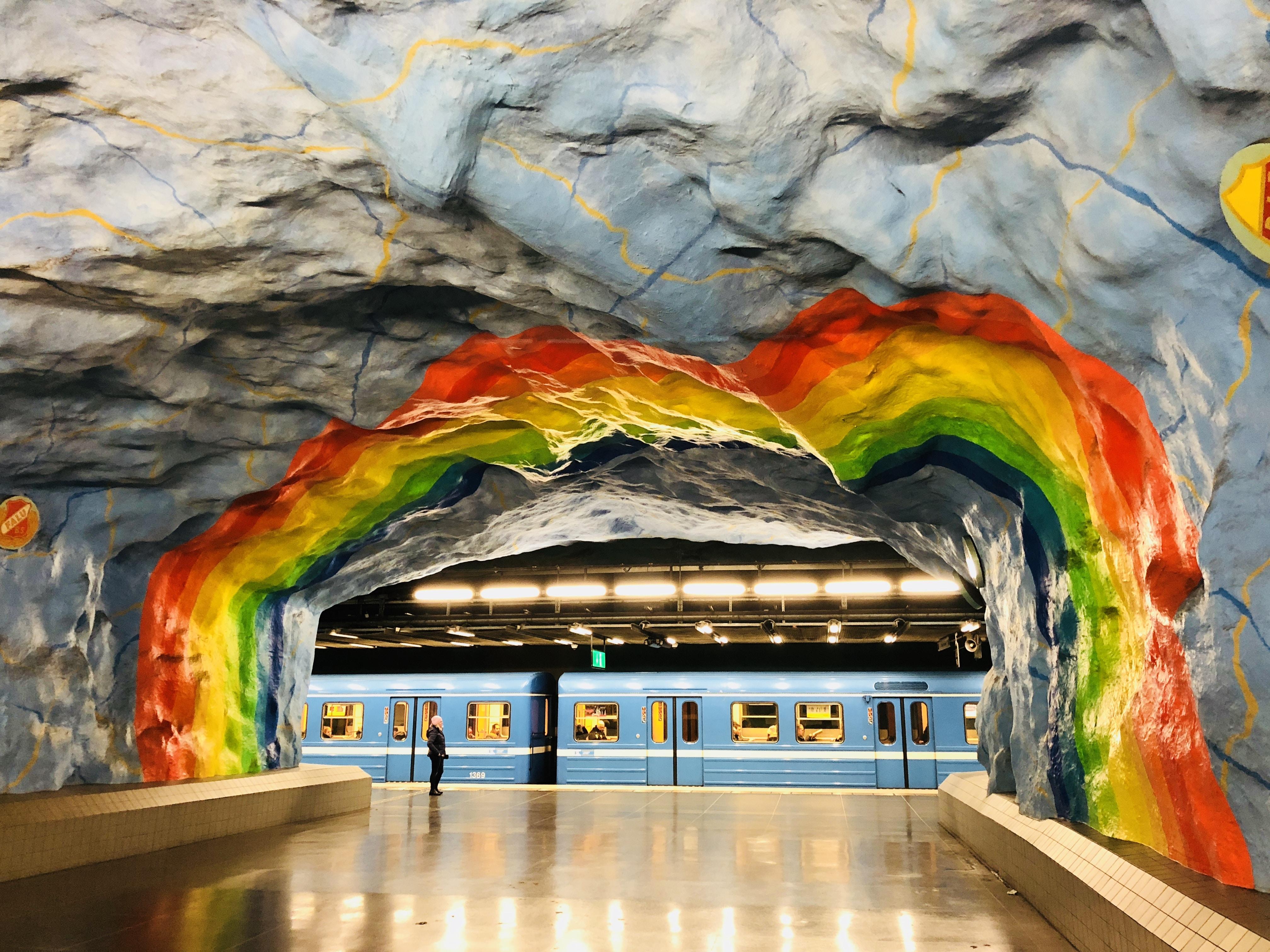 gray cave rail station