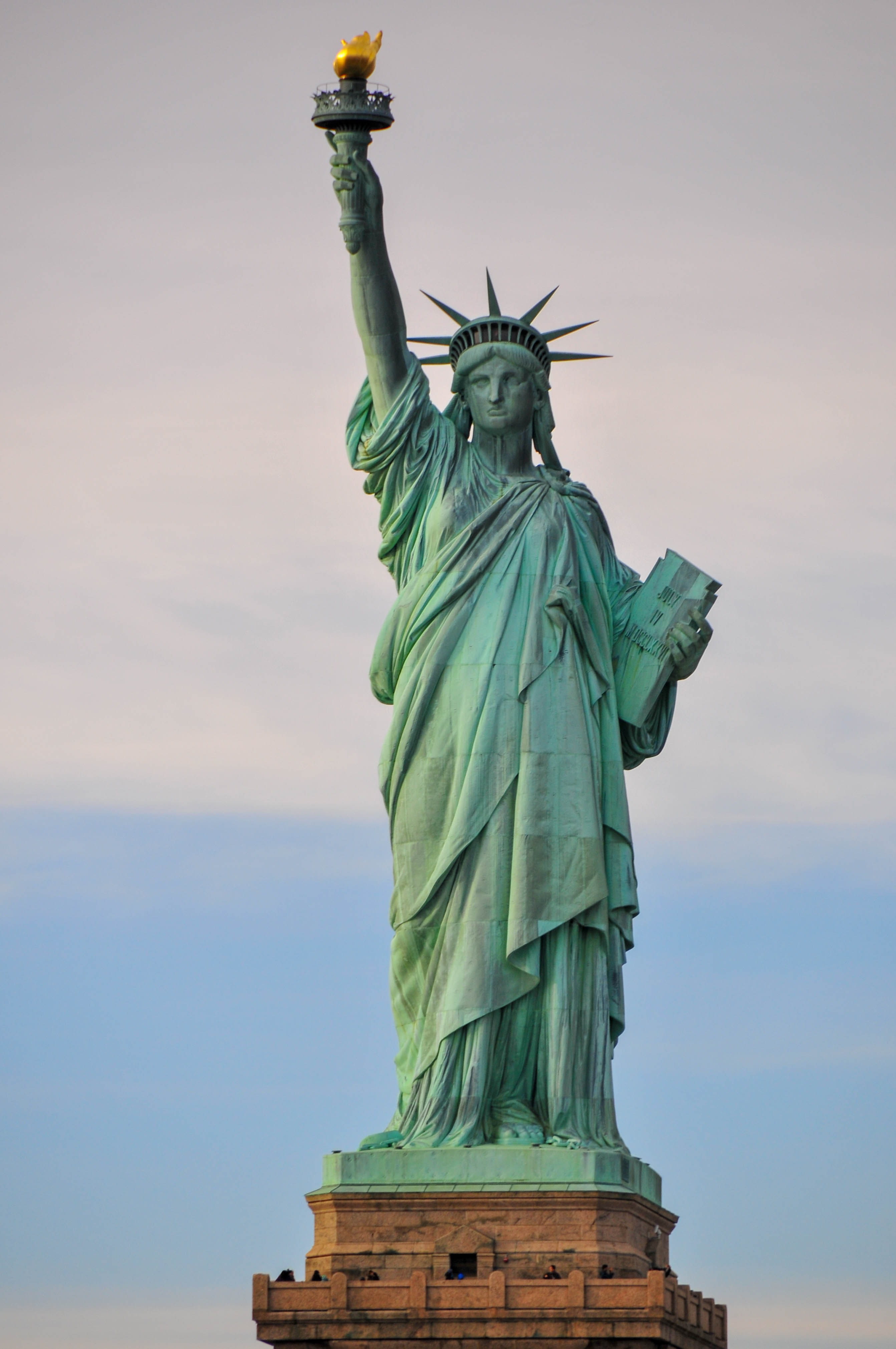 The Statue of Liberty - Facts, Pictures and