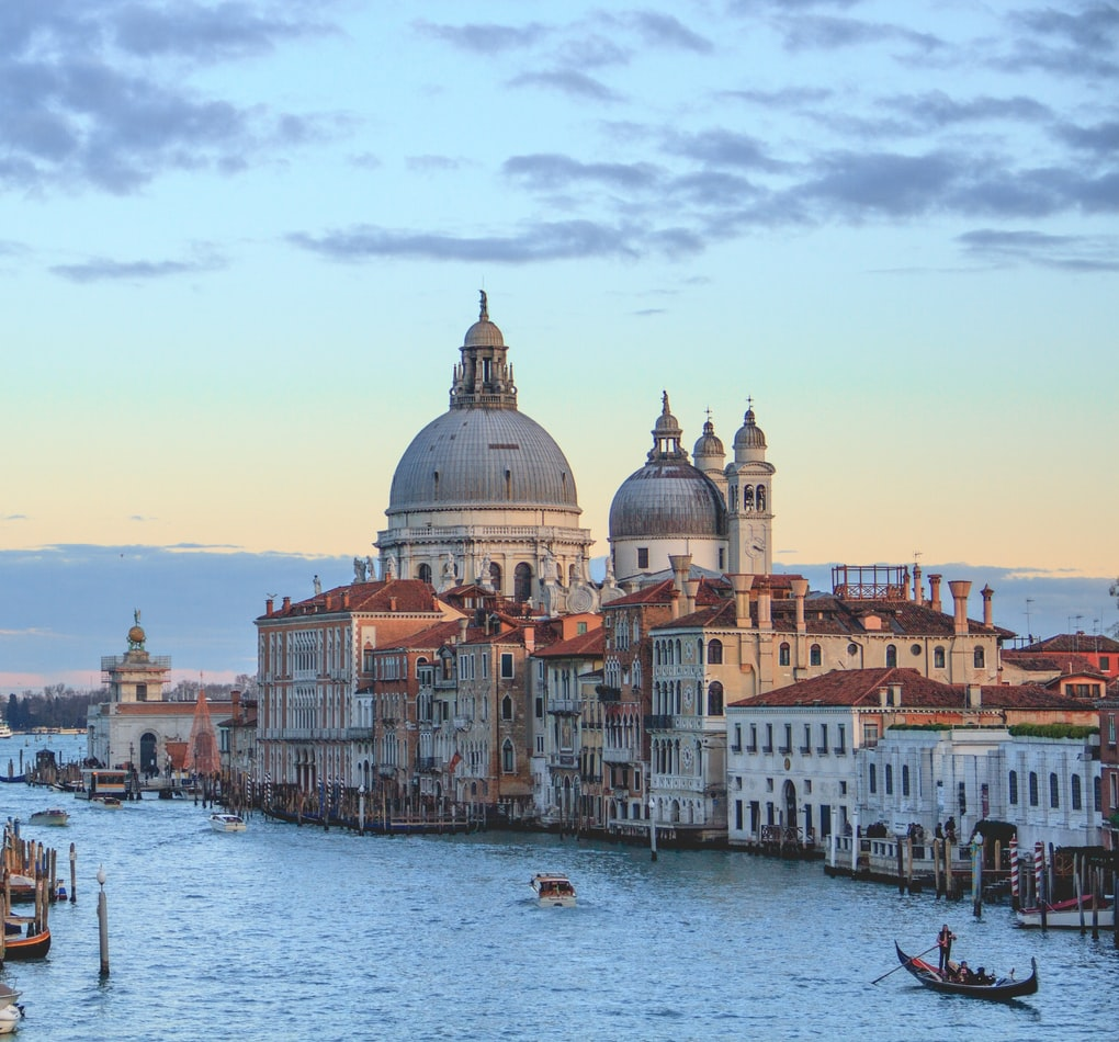 Europe – Rome-Siena-Florence-Venice-Paris Tour