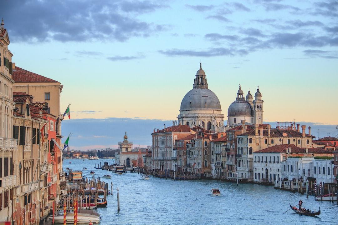 Wenecja w obliczu klęski żywiołowej
