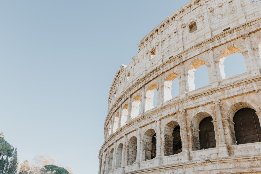 The Colosseum Rome Italy during daytime