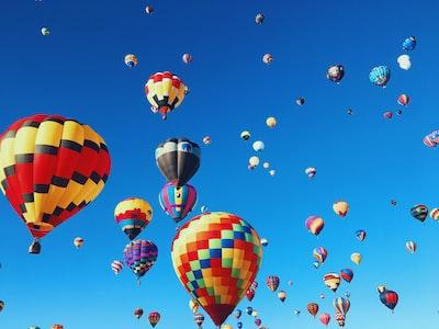 hot air balloon pfestival hot air balloon teams background