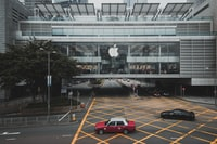 Apple Store in Hong Kong