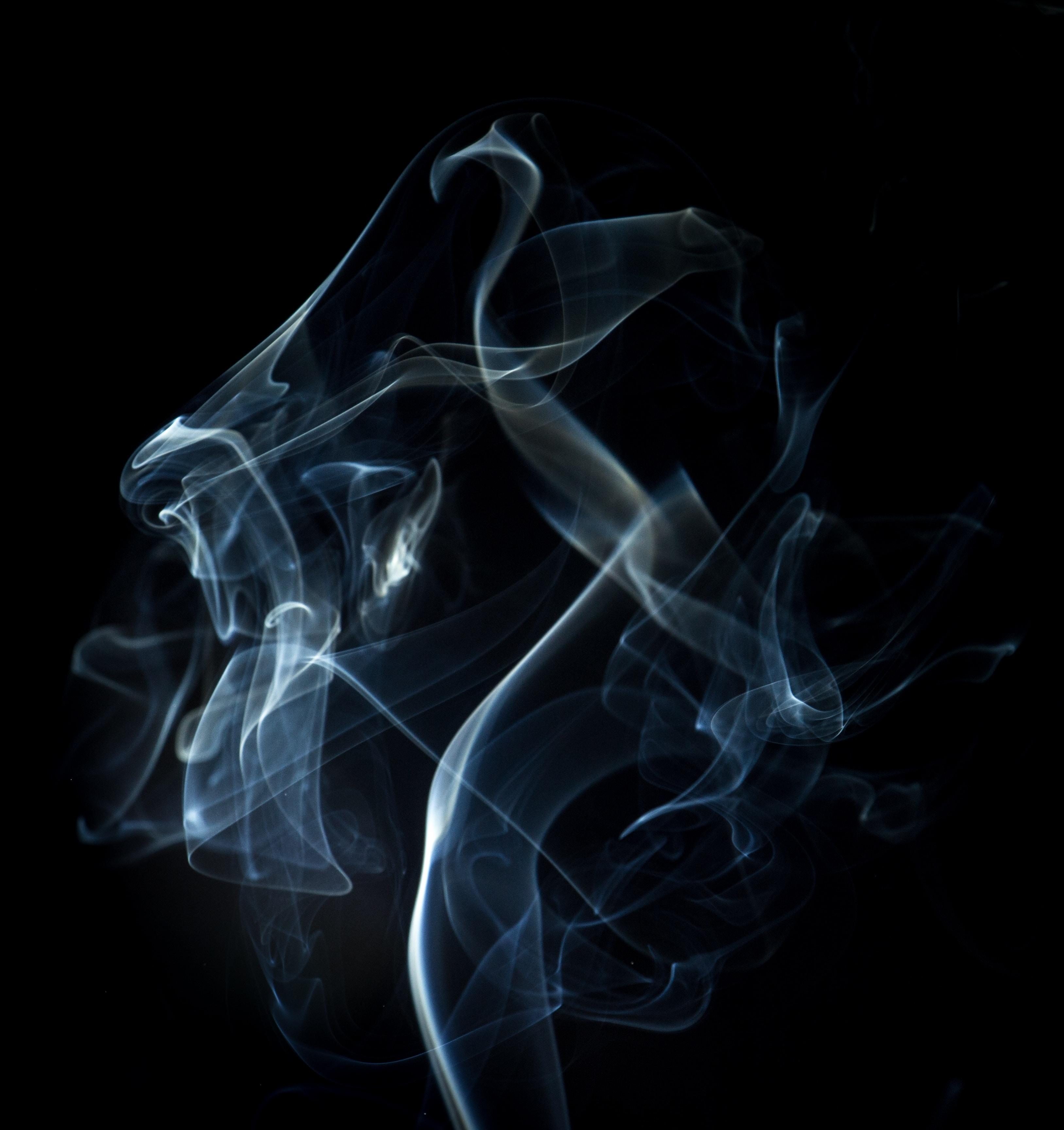 smoke photorgaphy
