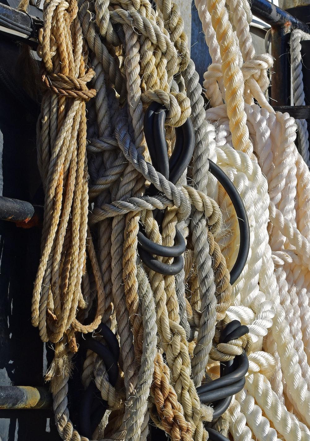 three ropes