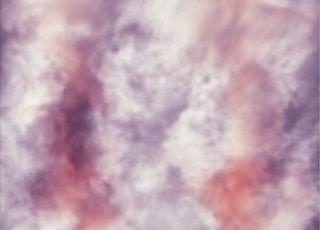Blur cloudy Milky Way