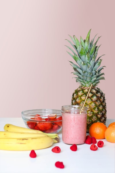 smoothie-ananas-banan