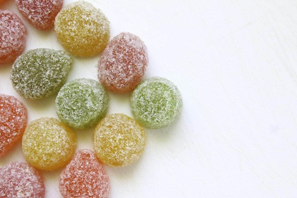 assorted candies