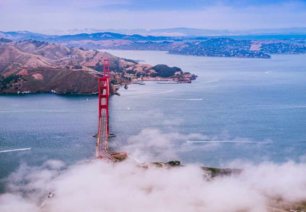 Golden Gate Bride, California