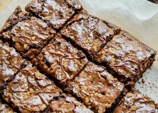 baked brownies