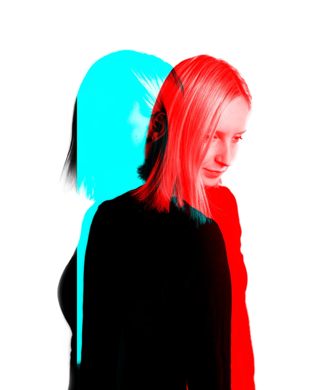 Double color exposure experiment