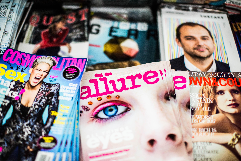 magazine collection