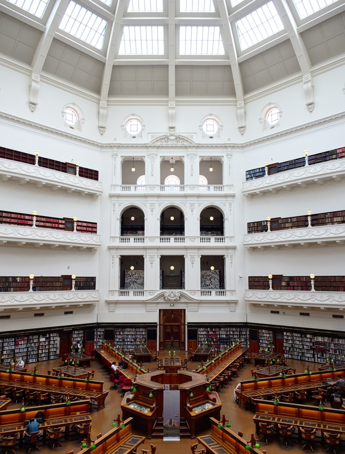 State Library Victoria: Indoor Activities in Melbourne, Australia