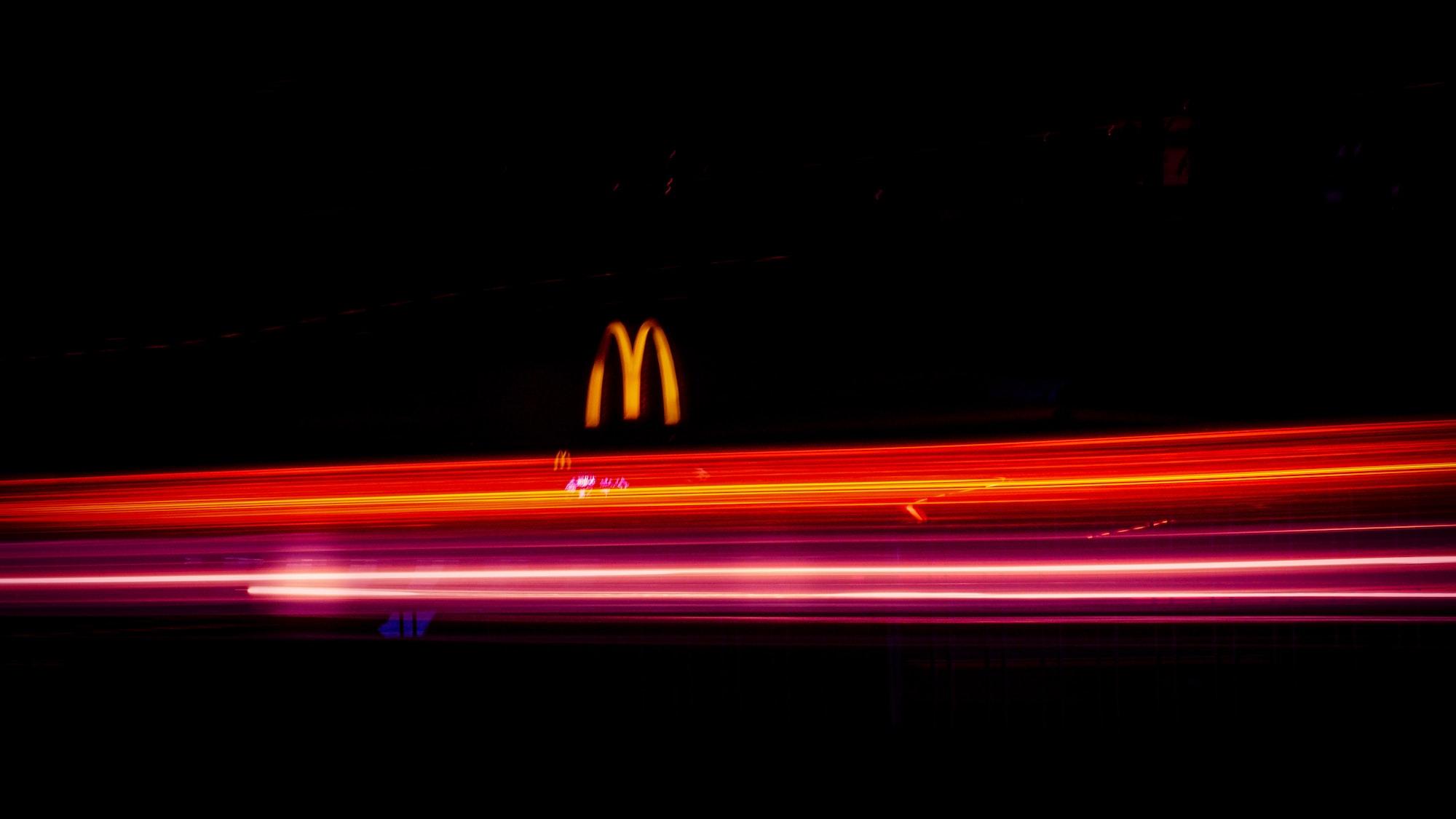 Where's My McDonald's?