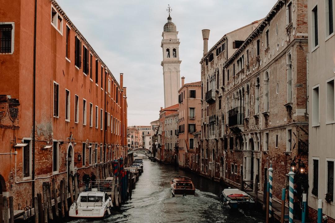 Venetian River Tower