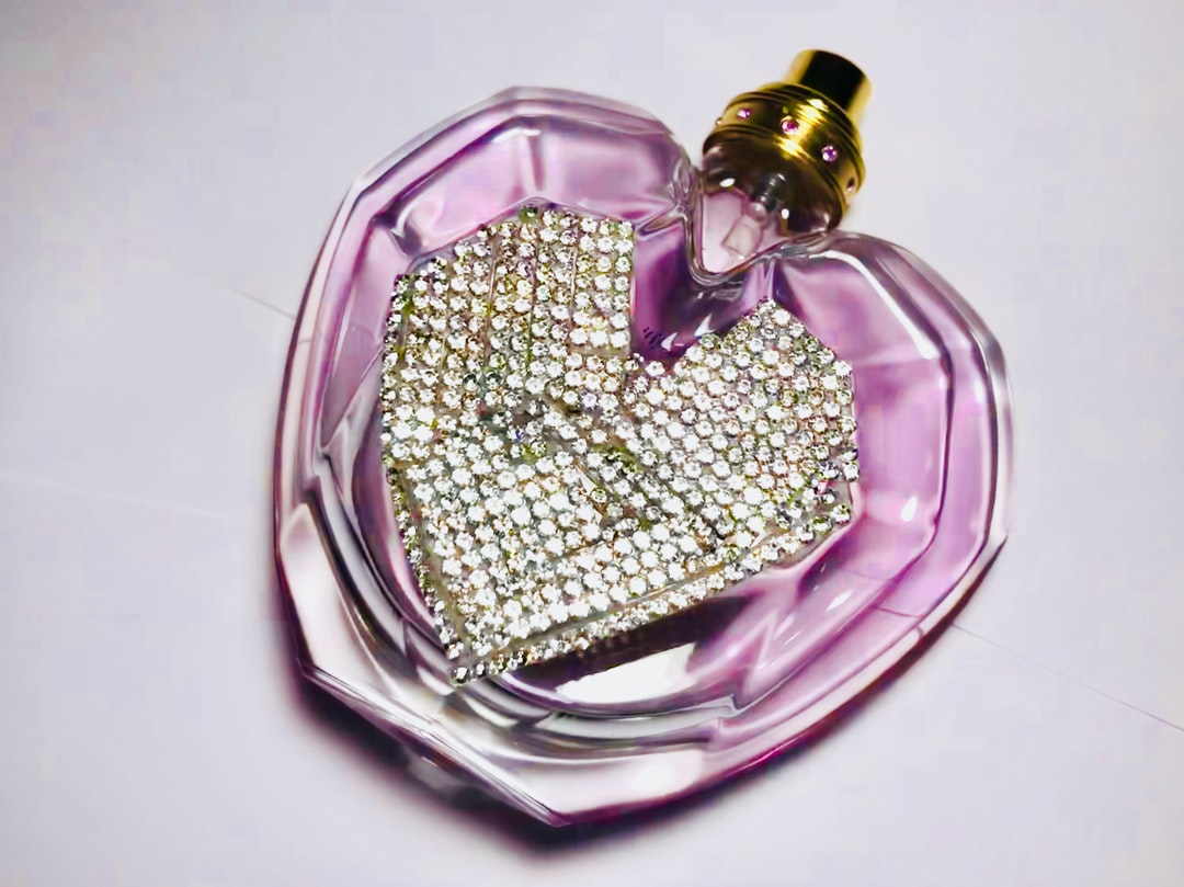 perfume makes women real
