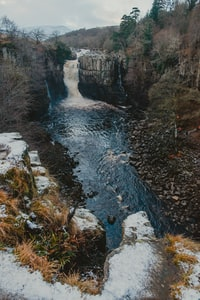 This stunning Waterfall in the north of England gave me nightmares. I honestly couldn't fall asleep that night as the image of watching down from where it all starts, was so frightening. It was the most violent waterfall I've witnessed.