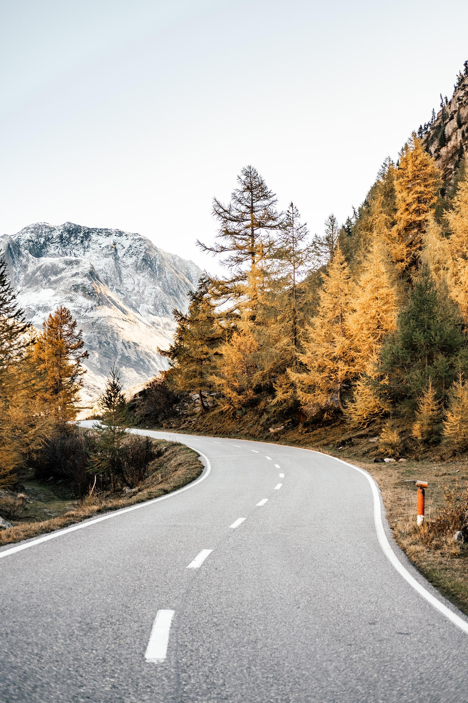 Road trips to take this fall