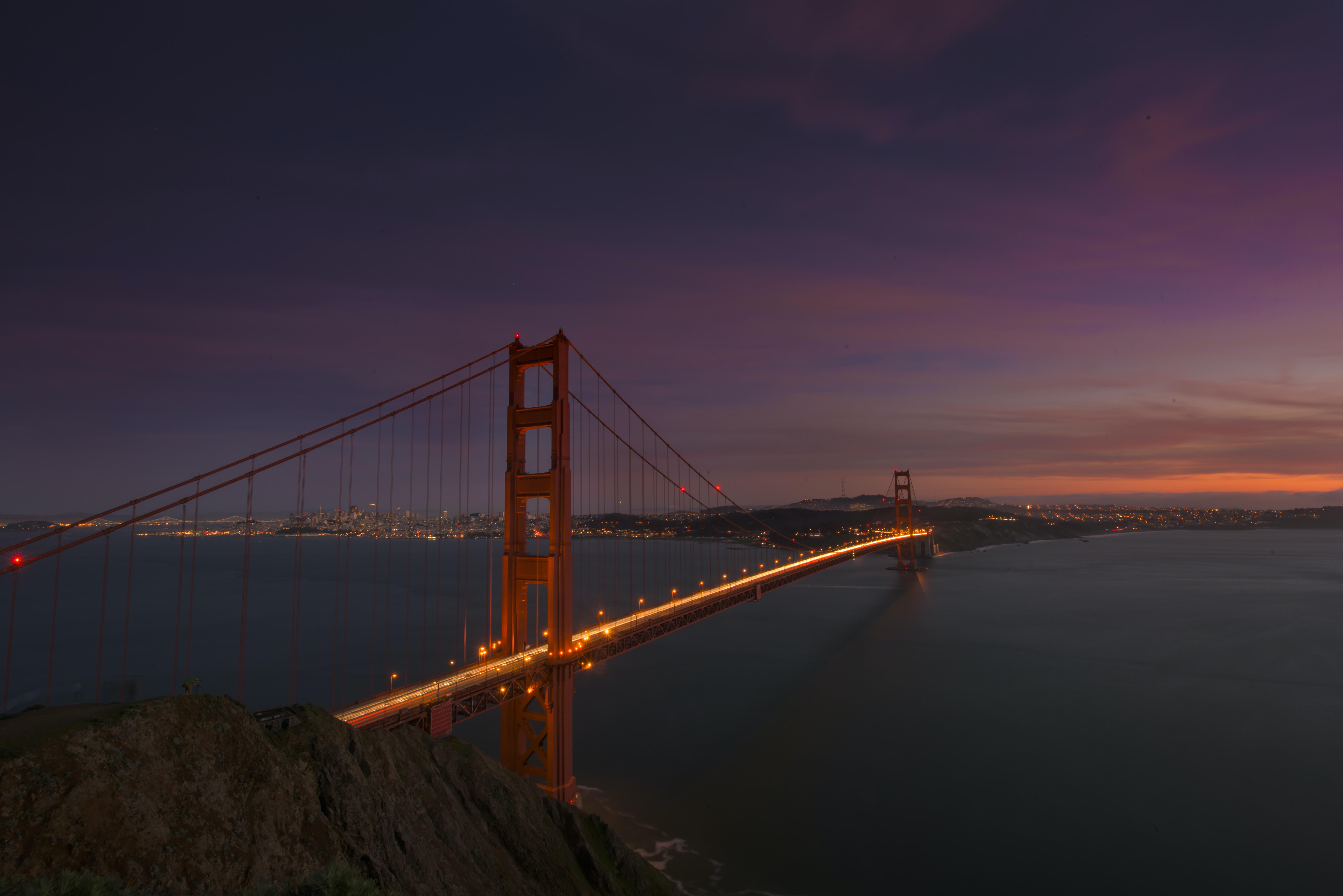 Golden Gate, California