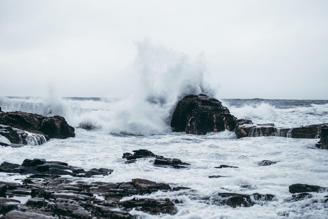 Black Rock Waves