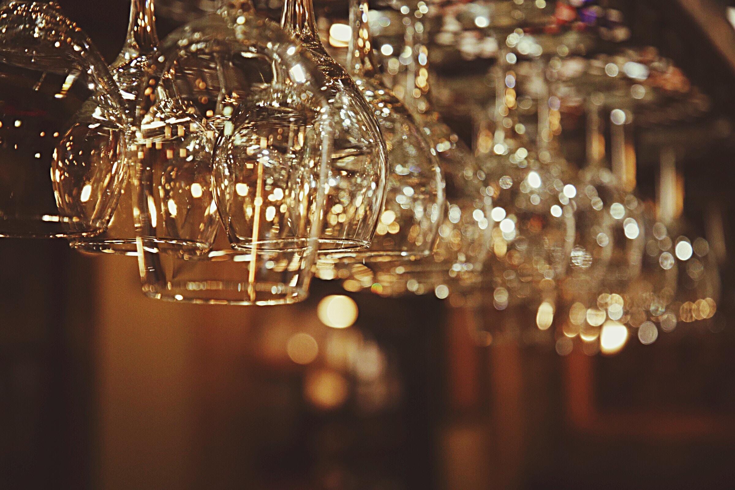 wine bar at home ideas