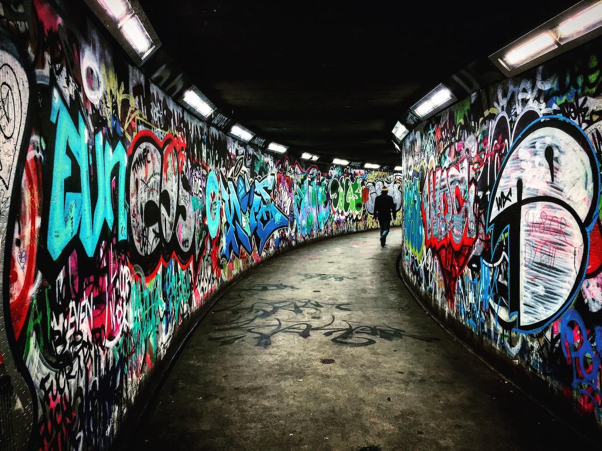 Digi Proservice vous remonte l'incroyable histoire du graff dans la tradition américaine