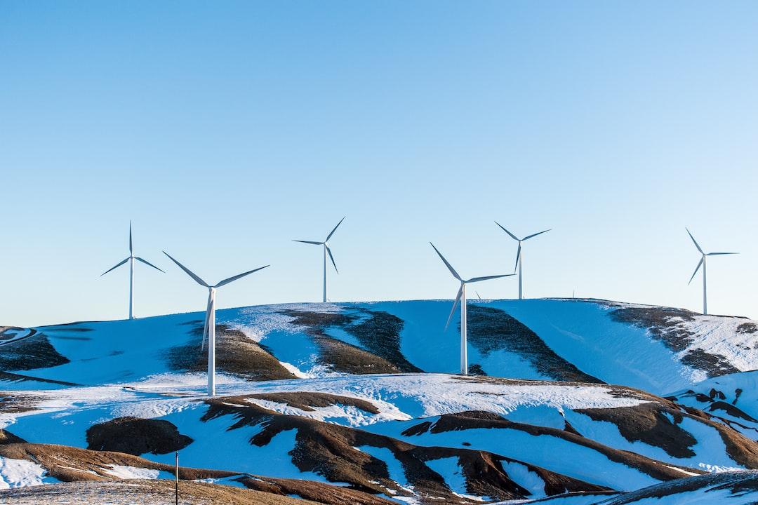 Energian Saasto—These Turbine Agitator Types