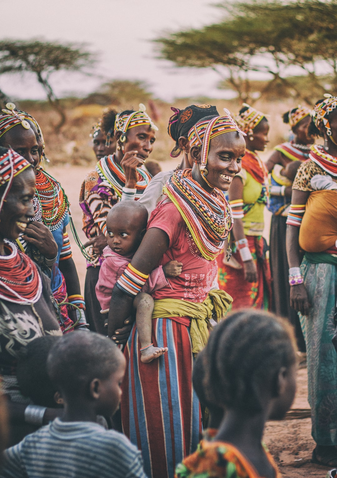 Took this on a trip to Kargi, a remote nomadic settlement in Kenya. It's been a while since I got to experience a people so constantly happy and full of joy as the people of here.