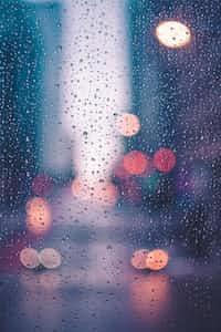 An Ordinary Raindrop rain stories