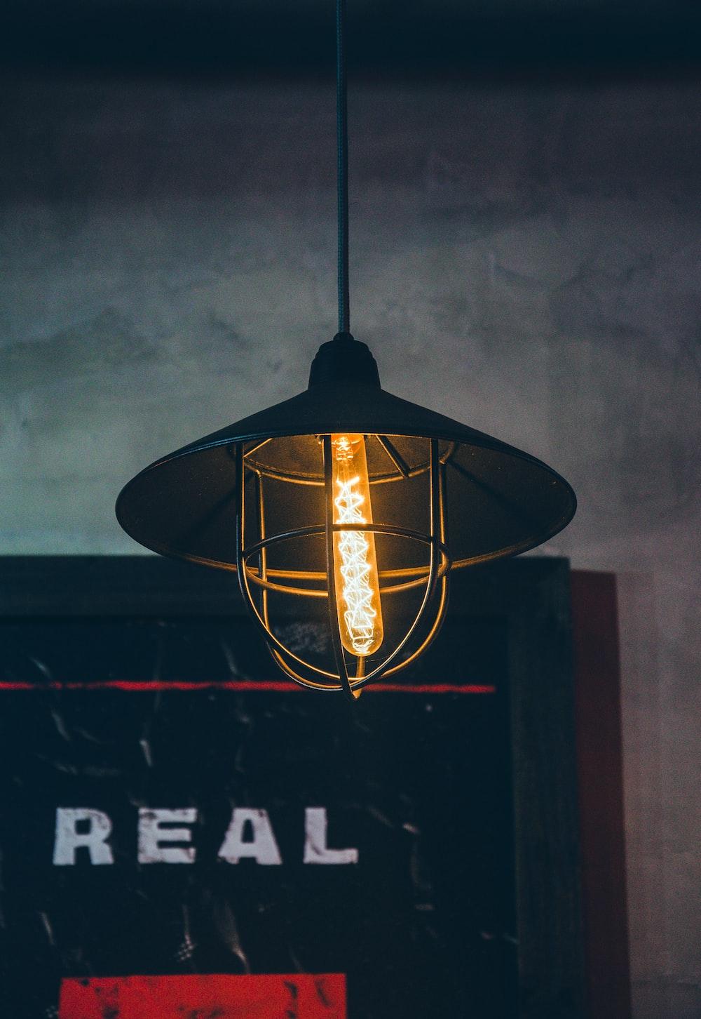 filament pendant lamp