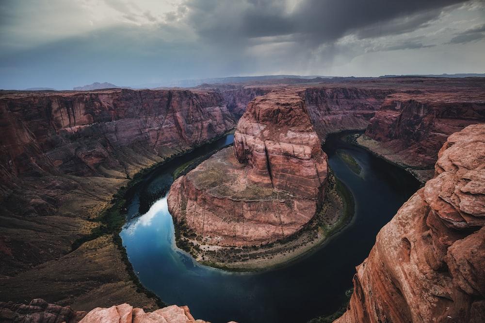 horseshoe bent river, Arizona