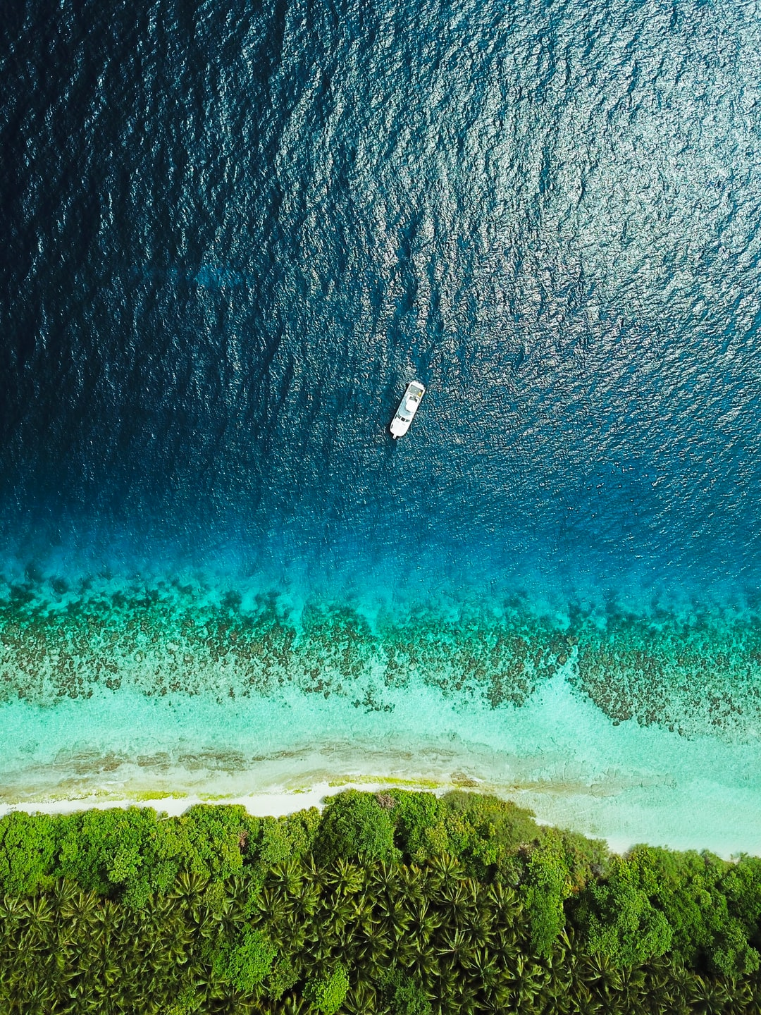Drone Aerial View From Above And Sea Hd Photo By Shaah