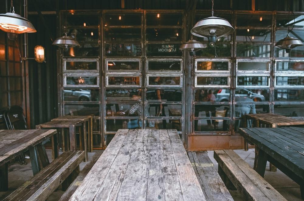 restaurant interior during daytime