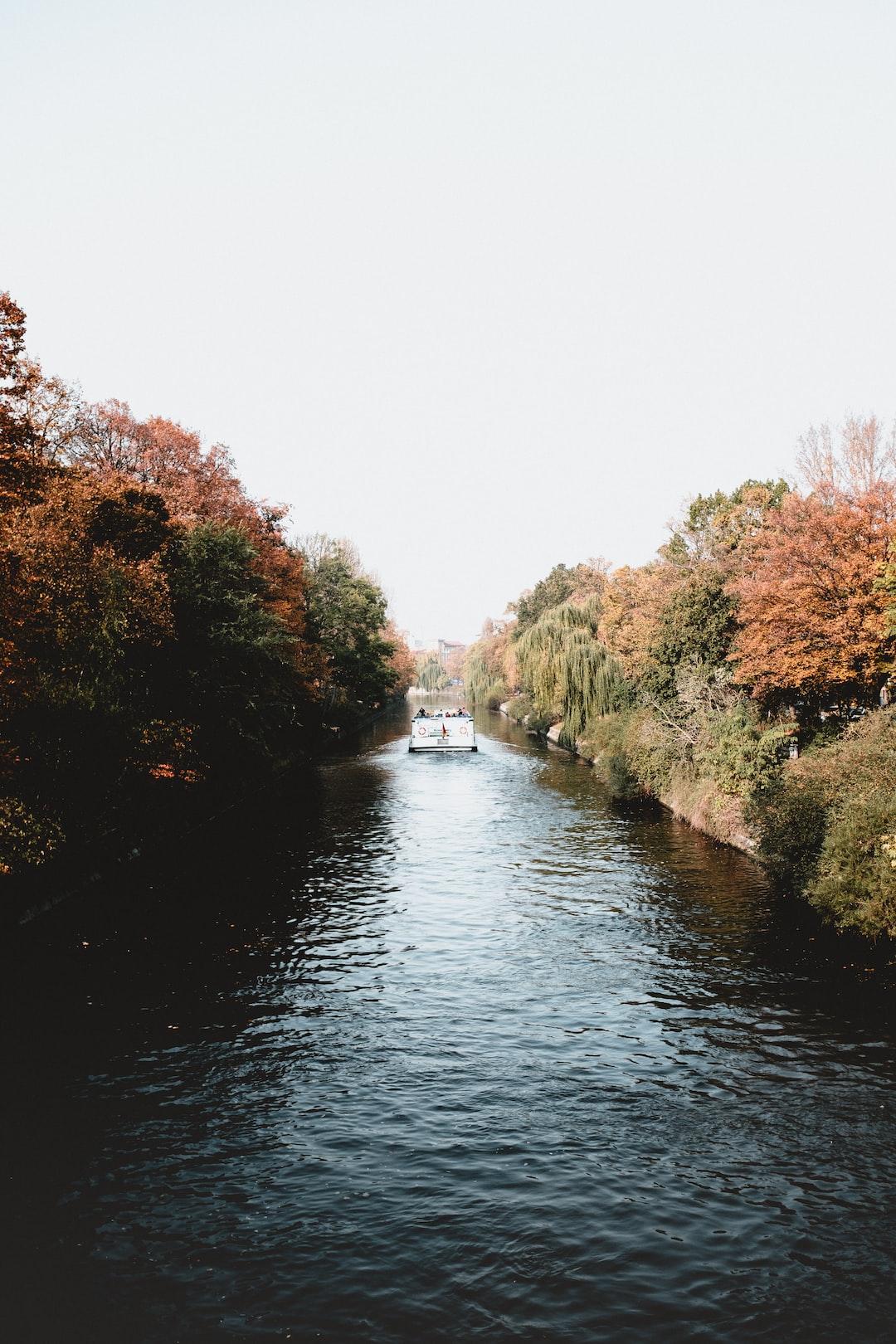 Lanwehr Canal, Berlin
