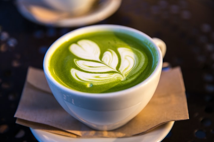 The Dairy-Free Matcha Latte That Will Make You Forget Coffee