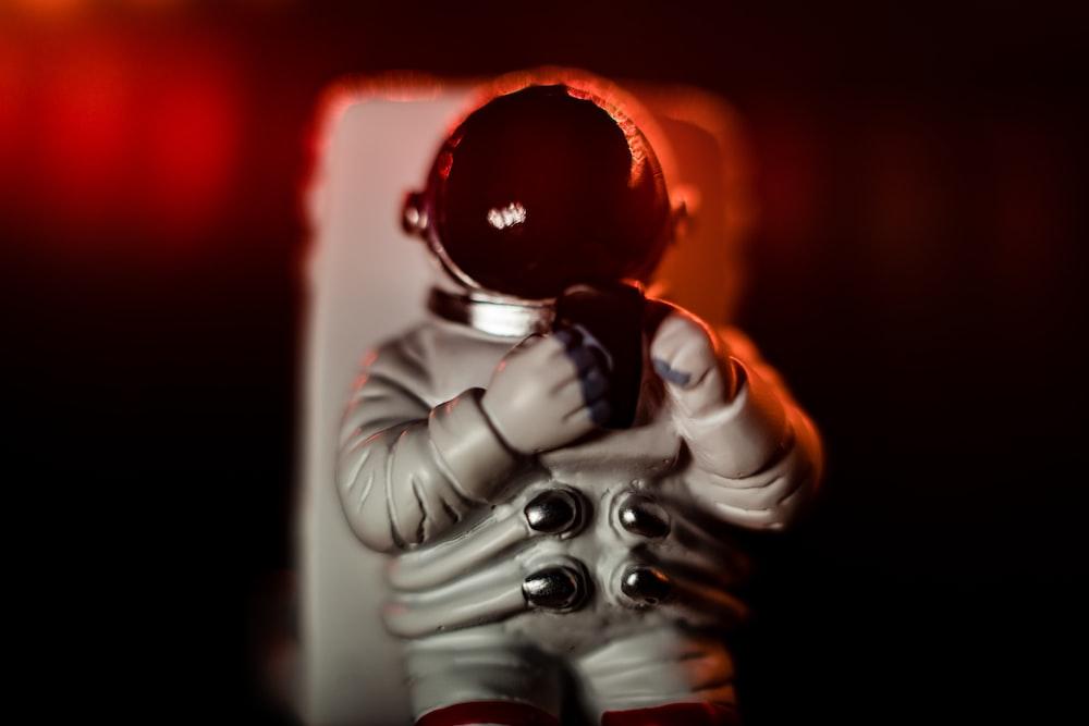 astronaut figure