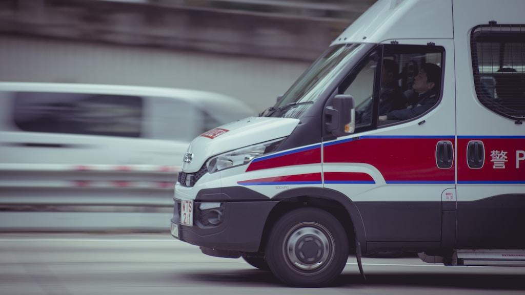 救護車駕駛的判決