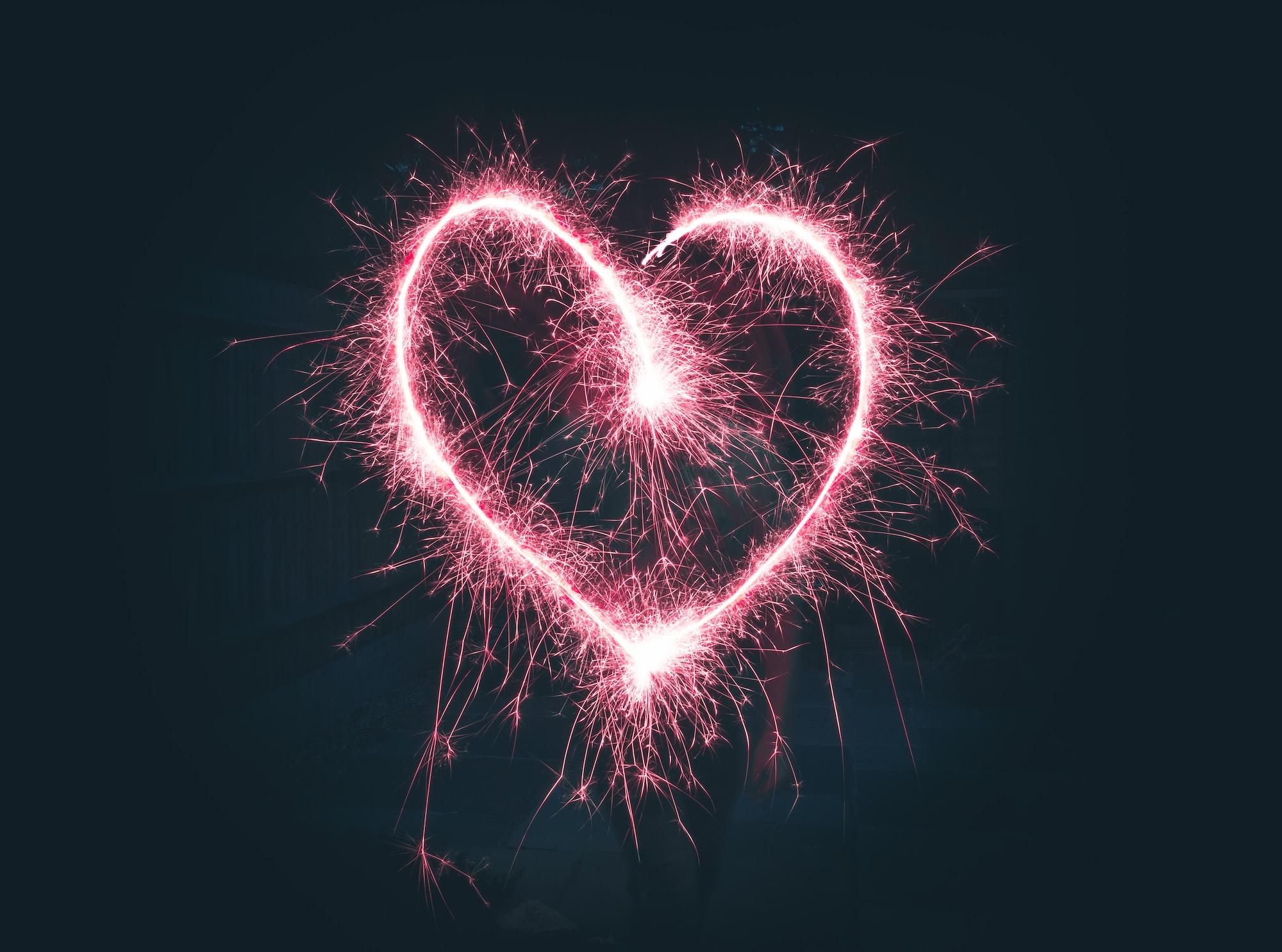 No Sparks, No Love