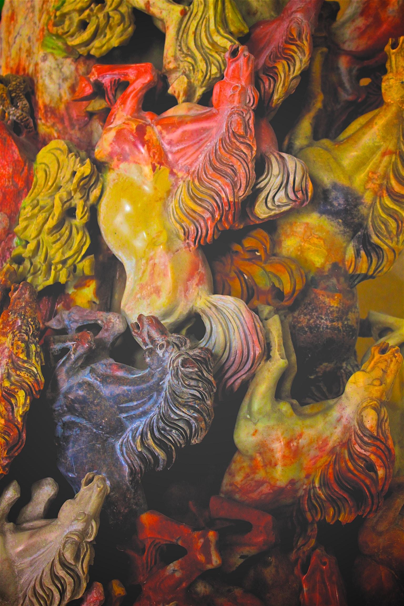 Abstract Horse Painting Photo Free Art Image On Unsplash