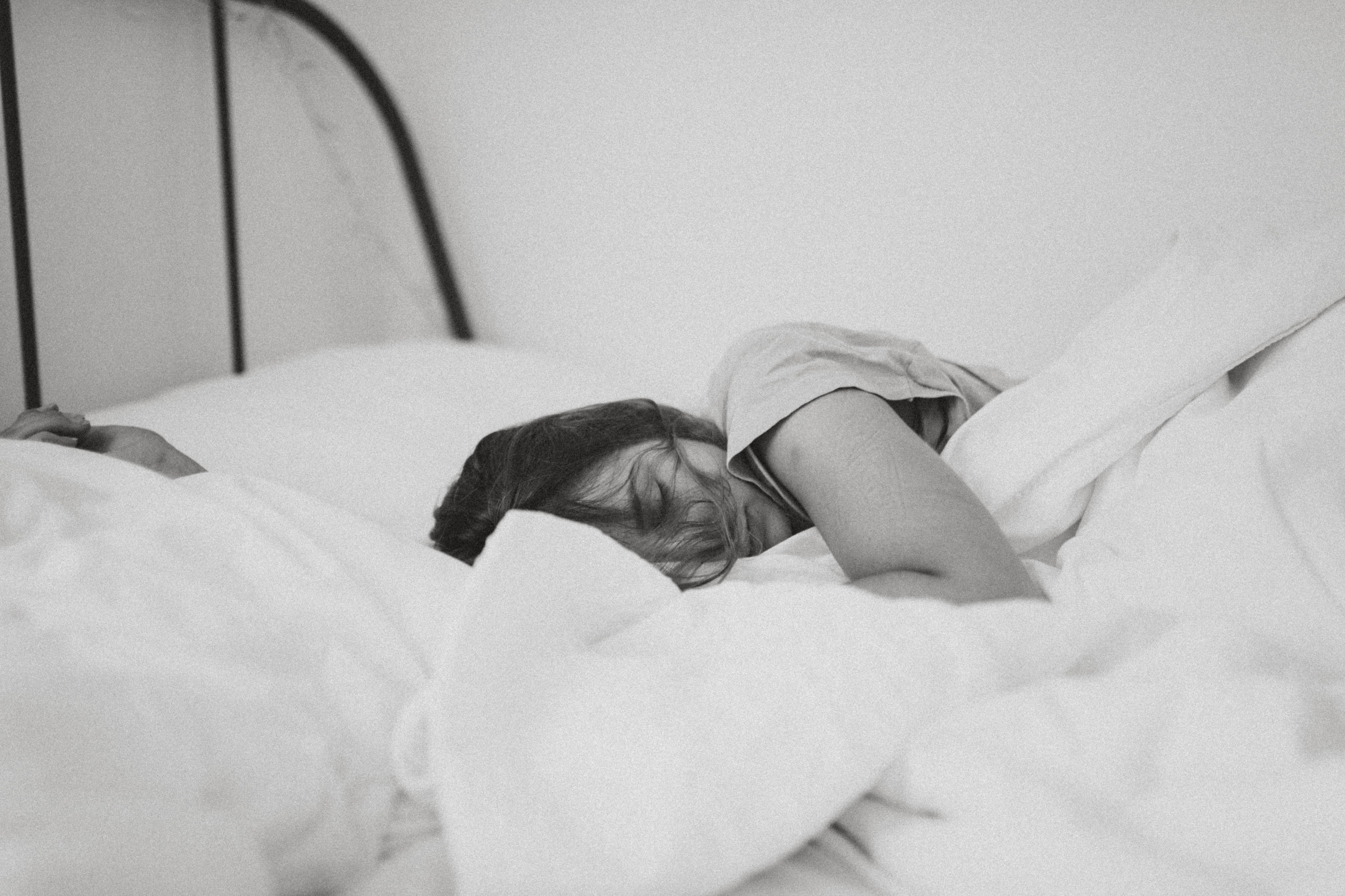 quedarse dormido rápidamente